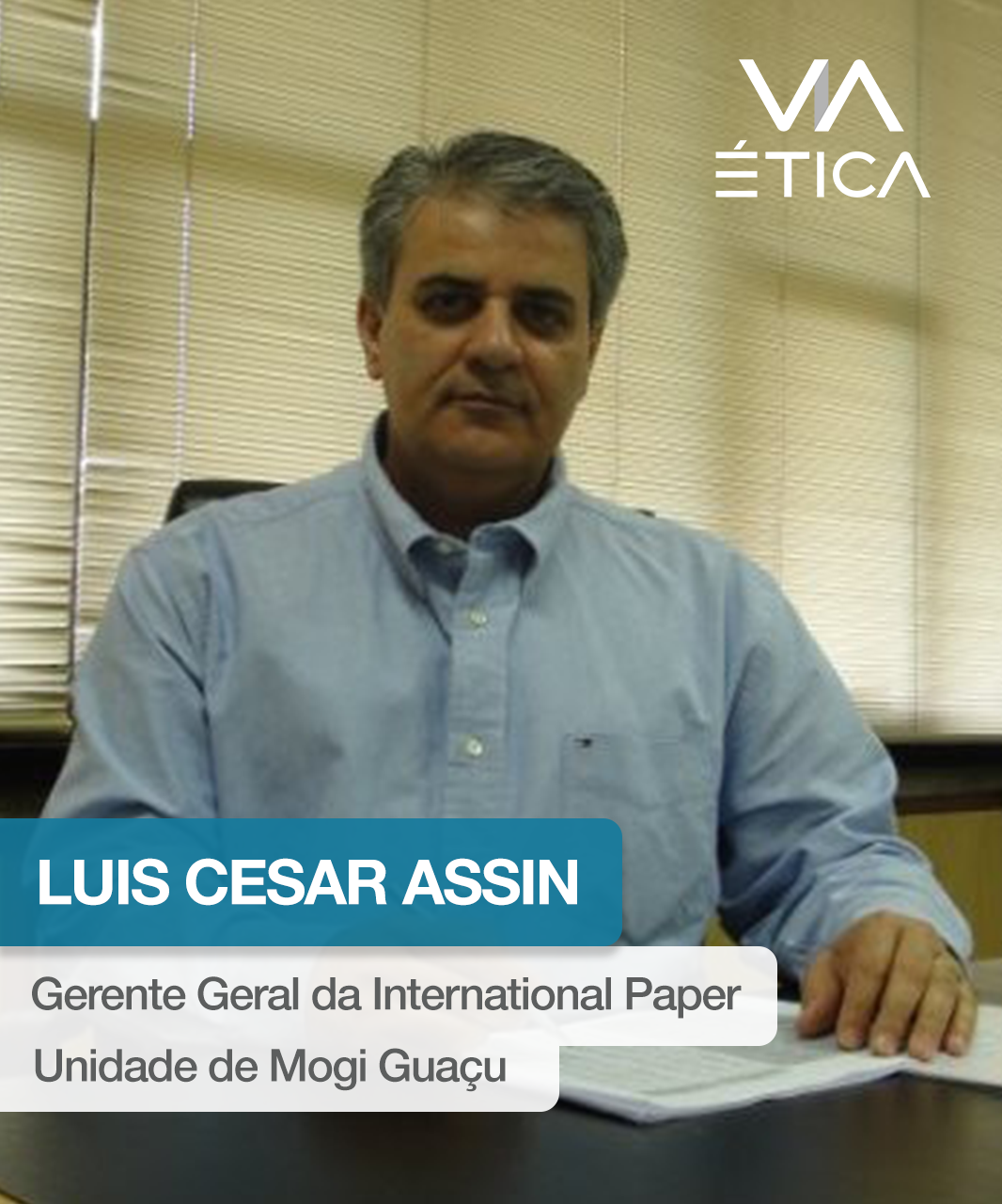 Luis Cesar Assin